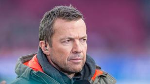 Szijjártó Péter segített Lothar Matthäusnak elhagyni Dubajt