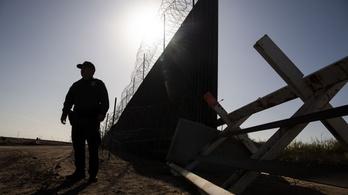 Blokáddal védenek egy határszakaszt az amerikaiktól Mexikóban