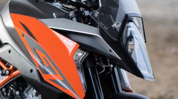 Már készül az új KTM 1290 Super Duke GT