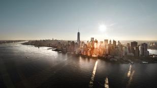 Miért hívják New Yorkot Big Apple-nek, azaz a Nagy Almának?