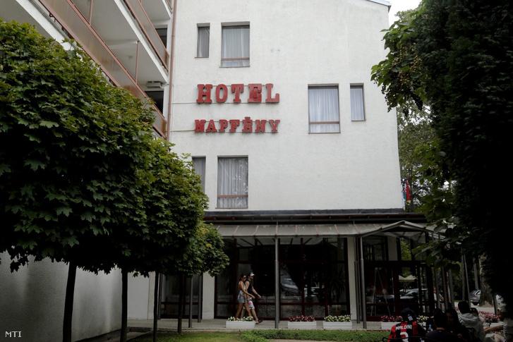A siófoki Hotel Napfény