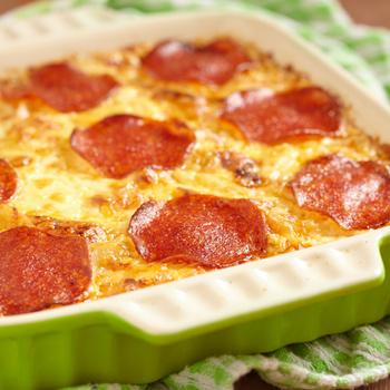 Egyszerű rakott tészta rengeteg sajttal: aki eddig nem főzött, annak is menni fog
