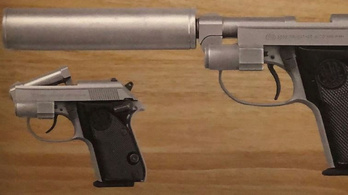 Elloptak öt James Bond-fegyvert egy londoni lakásból