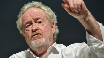 Ridley Scott: okostelefonos jegyrendszert kellene bevezetni a járvány idejére