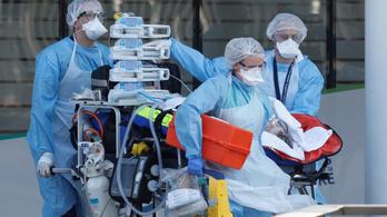 Nagyon nagy roham lesz a francia kórházakban hétvégén a francia miniszterelnök szerint