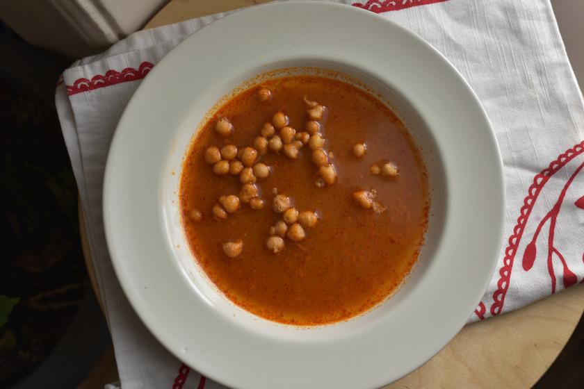rántott leves kicsi