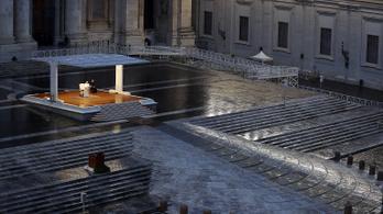 Ferenc pápa: Egy csónakban vagyunk