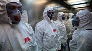 Szombatra több mint 800 áldozatot követelt Spanyolországban a járvány