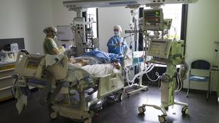 Francia kórházigazgató: Nincs elég ágyunk, szobánk, felszerelésünk
