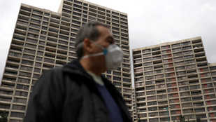 Irán: 35 ezer fölött a betegek, 3000 fölött a halottak száma