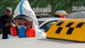 Oroszország lezárja hétfőtől a határait