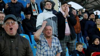 Hálálkodnak a fehérorosz szurkolóknak, amiért meccsekre járnak