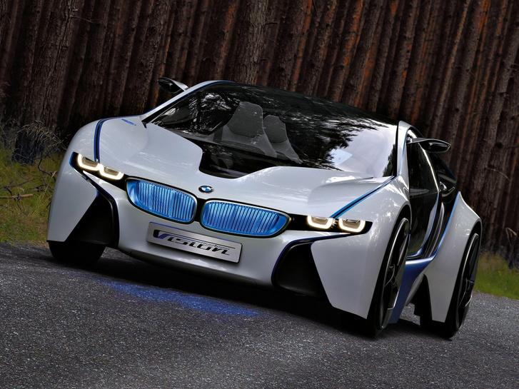 bmw vision-efficient-dynamics-concept-2009 r34
