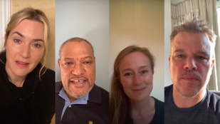 Matt Damon, Kate Winslet, Laurence Fishburne, Marion Cotillard tanácsai járvány idejére