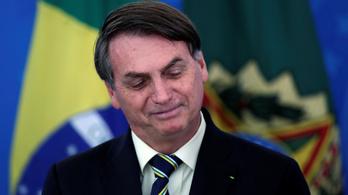 A brazil elnök a járványról: Néhányan meg fognak halni, ilyen az élet