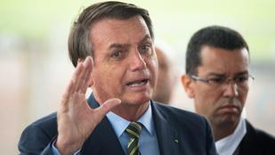Bíróság tiltotta meg a brazil elnöknek, hogy karanténellenes üzeneteket tegyen közzé