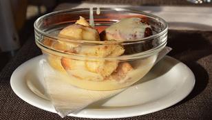 Egy tartalmas leves után főételként is bevetheted az aranygaluskát