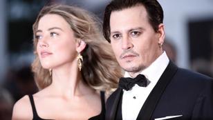 Tovább bonyolódik a Johnny Depp kontra Amber Heard-ügy