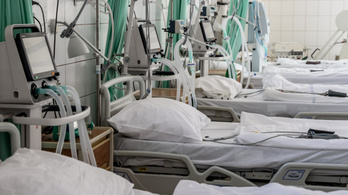 Összesen 32 embert tudnak lélegeztetni a Szent János Kórházban