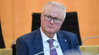 A vonat elé vetette magát a hesseni tartományi miniszter