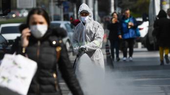 308 új fertőzött Romániában, 9 új halott