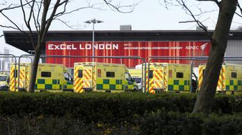 Ismét 200 fölött a halottak napi száma a briteknél