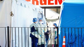 Amerika fő immunológusa 100-200 ezer halottra figyelmeztet
