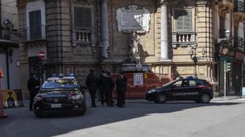 Egyre nagyobb a nyugtalanság Olaszországban a koronavírus miatt