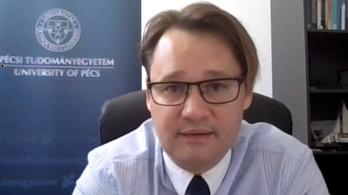 A magyar koronavírus-kutatócsoport vezetője szerint sikerült ellaposítani a járványgörbét