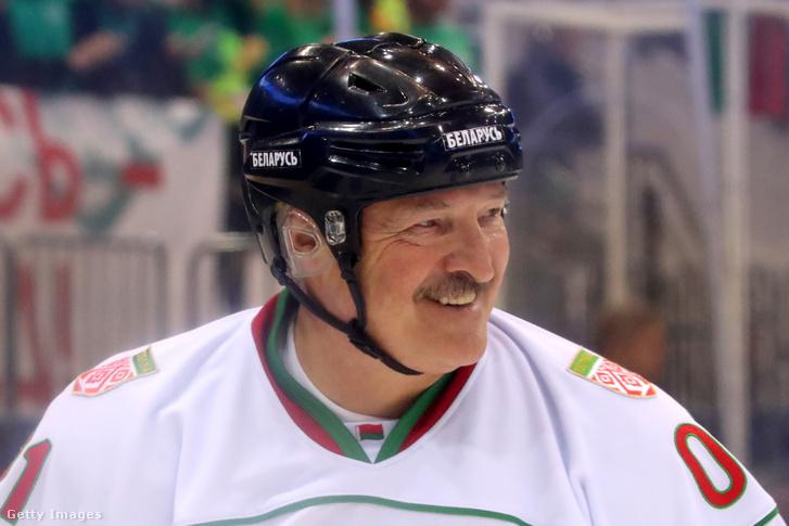 Alekszandr Lukasenko fehérorosz elnök