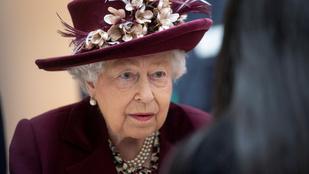 II. Erzsébet inasáról kiderült, hogy elkapta a koronavírust