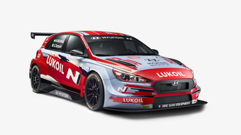 Pirosabb lesz Michelisz 2020-as WTCR-autója
