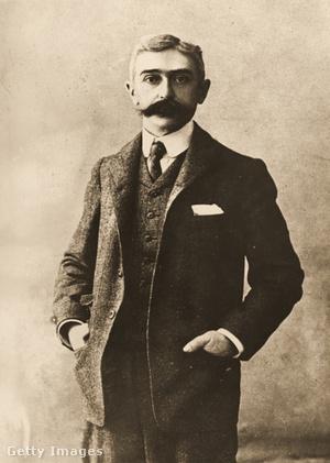 Pierre de Coubertin báró