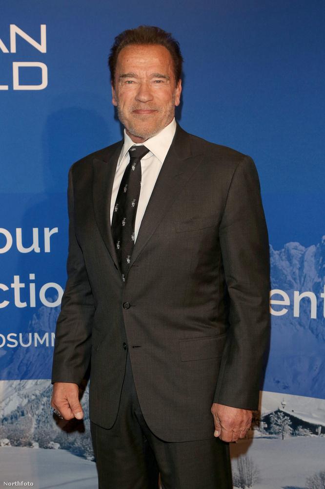 Igen, persze, eltalálta, Arnold Schwarzenegger az!