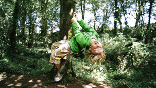 A legjobb, amit a gyerekkel tehetünk, ha kiengedjük a szabad levegőre