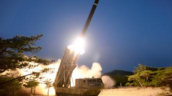 Hatlövetűre bővítették Kim Dzsongun rakéta-sorozatvetőjét