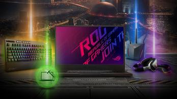 Kétképernyős laptoppal és újgenerációs belsőségekkel jön az ASUS