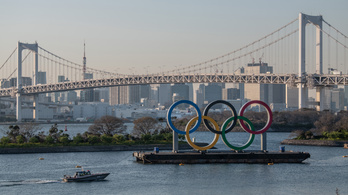 Jövő nyáron lesz a tokiói olimpia