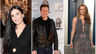 Hollywoodi sztárok, akik rég nem csillognak olyan fényesen, mint egykor