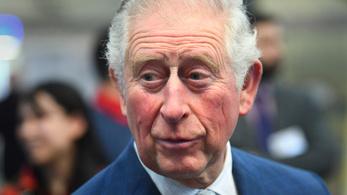 Károly herceg elhagyhatta a házi karantént