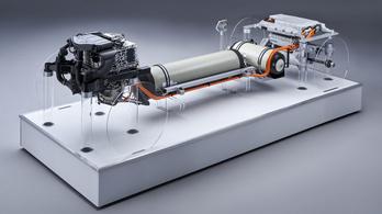 Gyártásba küldik a hidrogén-hajtású BMW X5-öst