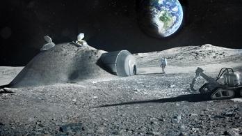 Jól jöhet majd az űrhajósok vizelete is a Holdon