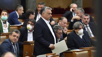 Orbán: Minden idők legnagyobb gazdasági csomagját kell elindítani
