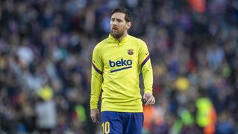 Messi jelentette be, hogy 70%-kal megvágták a bérüket a Barcelonánál