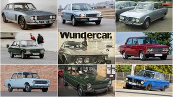 Az Év Autója-díj dobogósai mint használt autók II. – 1967-1969.