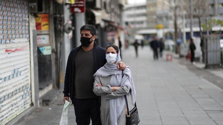 Az elején az emberek azt érezték, hogy Irán megint egyedül van