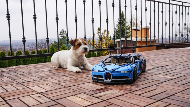 Hermes nem sokkal nagyobb, mint a Bugatti Chiron