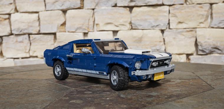 Az 1967-es Mustang GT-ről nem írnék semmit, hiszen készült róla már videó.
