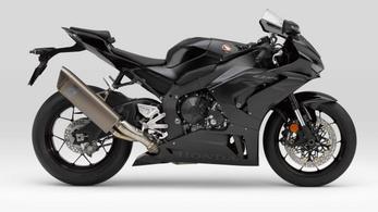 Pletyka: Honda CBR600RR-R