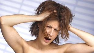 Ezért fáj a hajad